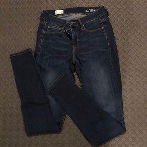 Gap jeans. Skinny